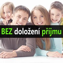 Půjčka bez doložení přijmu
